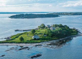 House Island Hospitality Venue