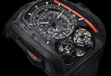 Jacob & Co. Bugatti Twin Turbo Furious 300+ Watch