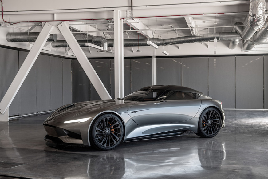 Karma SC2 Concept Car Robb Report Award