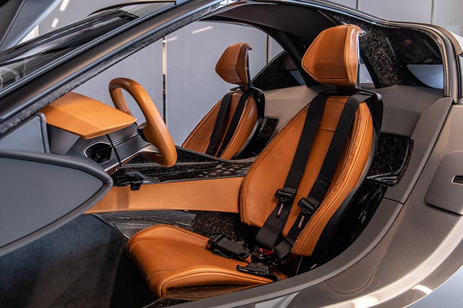 Karma SC2 Concept Car Robb Report Award