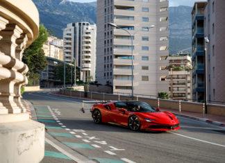 Ferrari Le Grand Rendezvous Charles Leclerc Premiere