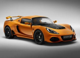Lotus Exige 20th Anniverary Edition