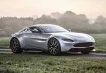 Revenant Automotive Aston Martin Vantage Bumper