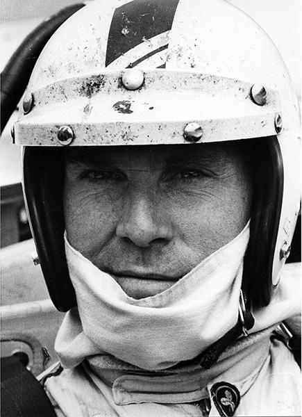 Richard Attwood Porsche Driver
