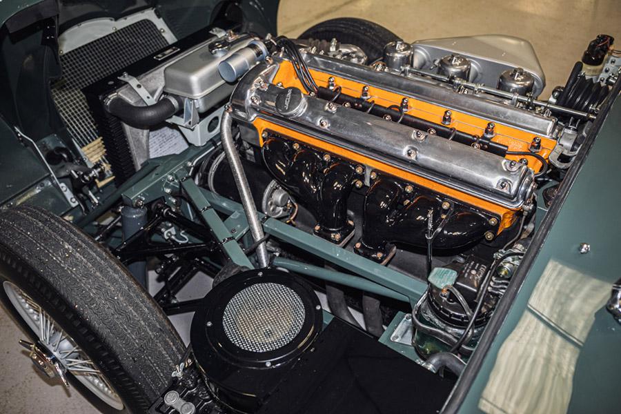 1961 Jaguar E-Type Roadster Silverstone Live Online Auction