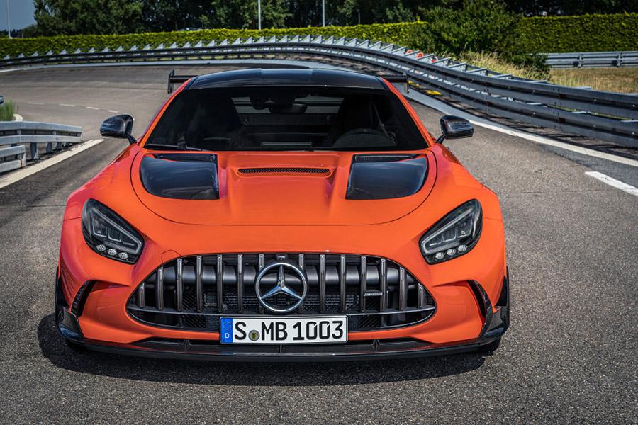2020 Mercedes-AMG GT Black Series