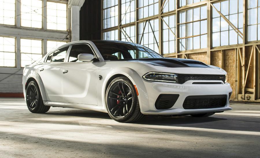 2021 Dodge Charger SRT Hellcat Redeye Unveiled