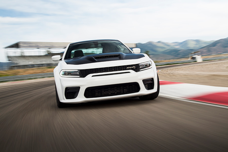 2021 Dodge Charger SRT Hellcat Redeye Unveiled