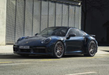 The 2021 Porsche 911 Turbo