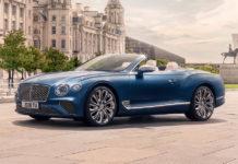 Bentley Continental GT Mulliner Convertible St Tropez
