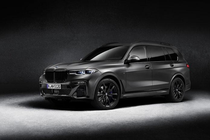 BMW X7 Dark Shadow Edition
