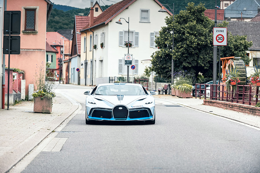 Bugatti Experts Check Every New Divo Before Delivery
