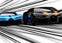 Bugatti Hyper Sports Cars Designers