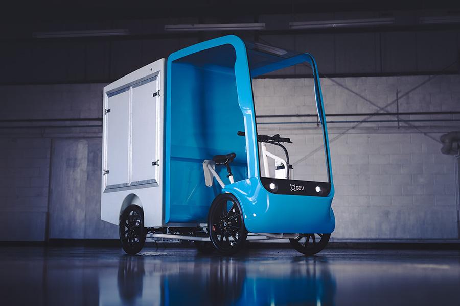 EAV eCargo Cab Chassis Platform
