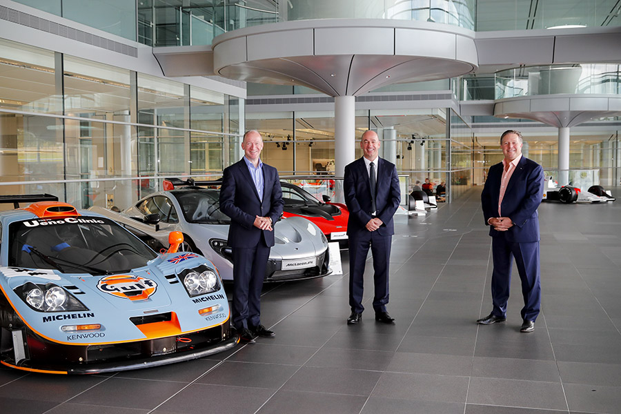 Gulf McLaren Partnership