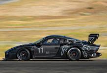 Jeff Zwart Porsche 935 Pikes Peak