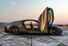 Koenigsegg Gemera Salon Prive UK Debut