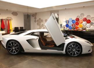 Lamborghini Ad Personam virtual studio