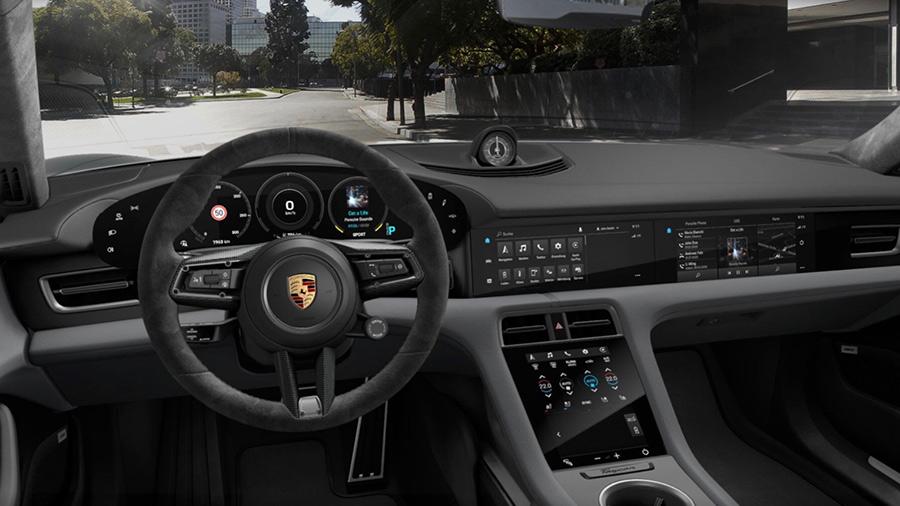 Mark Webbers Perfect Porsche Taycan