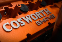 Gordon Murray T.50 Cosworth V12