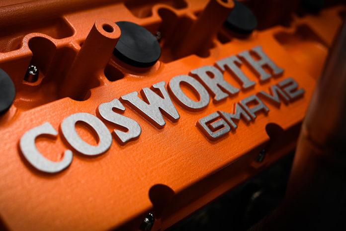 Gordon Murray T.50 Cosworth V12
