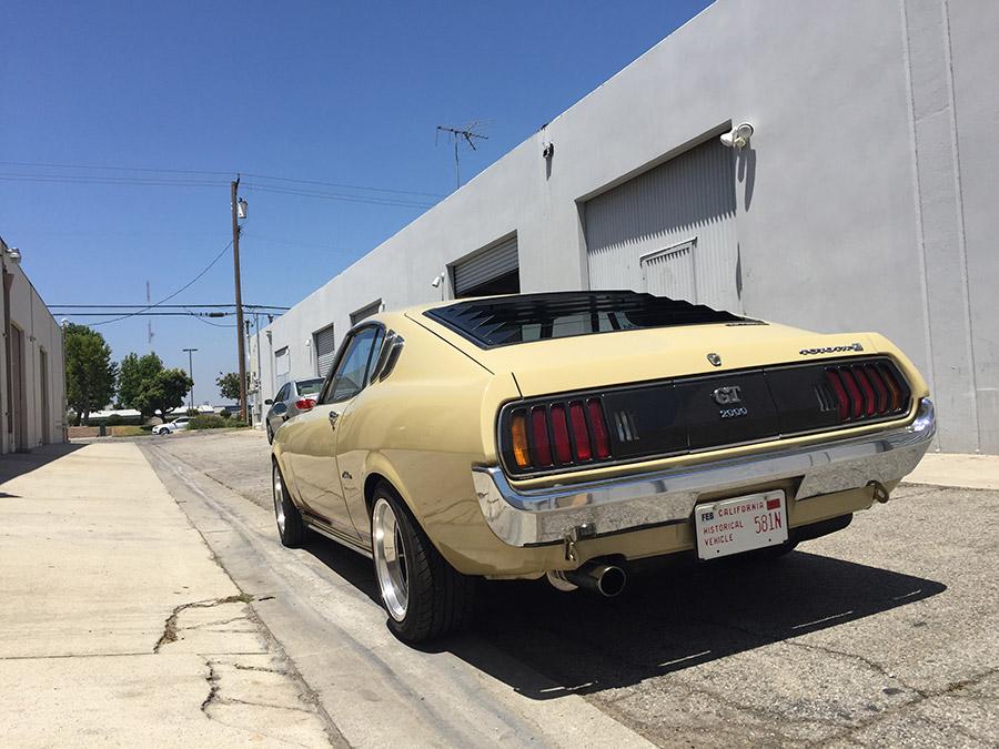 1977 Toyota Celica Collector Car of the Future