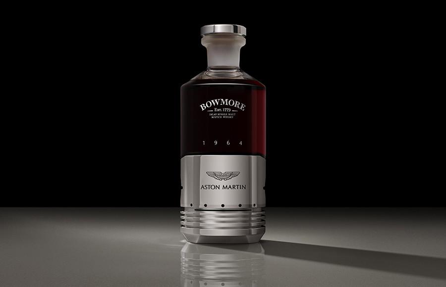 Aston Martin Black Bowmore DB5 Whisky
