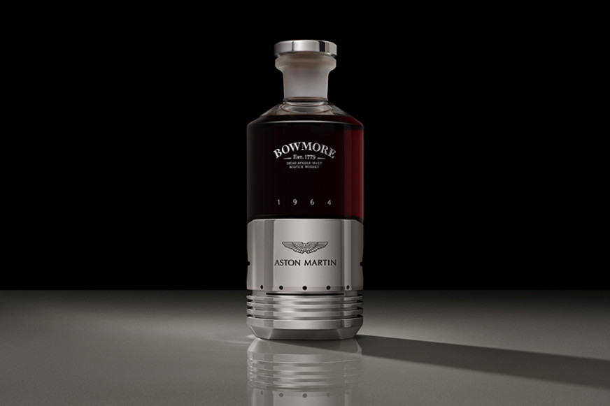Aston Martin Black Bowmore DB5 Whisky