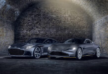 Aston Martin James Bond 007 Edition No Time to Die