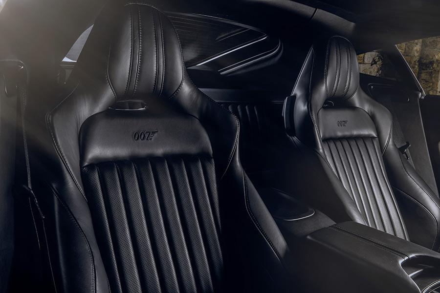 Aston Martin James Bond 007 Edition No Time to Die