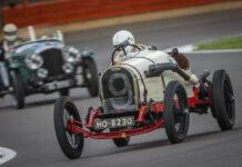 Bentley Drivers Club Silverstone