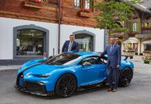 Bugatti Pur Sport European Tour
