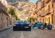 Bugatti Targa Florio Albert Divo