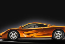 Hagerty Values McLaren F1 at £16M