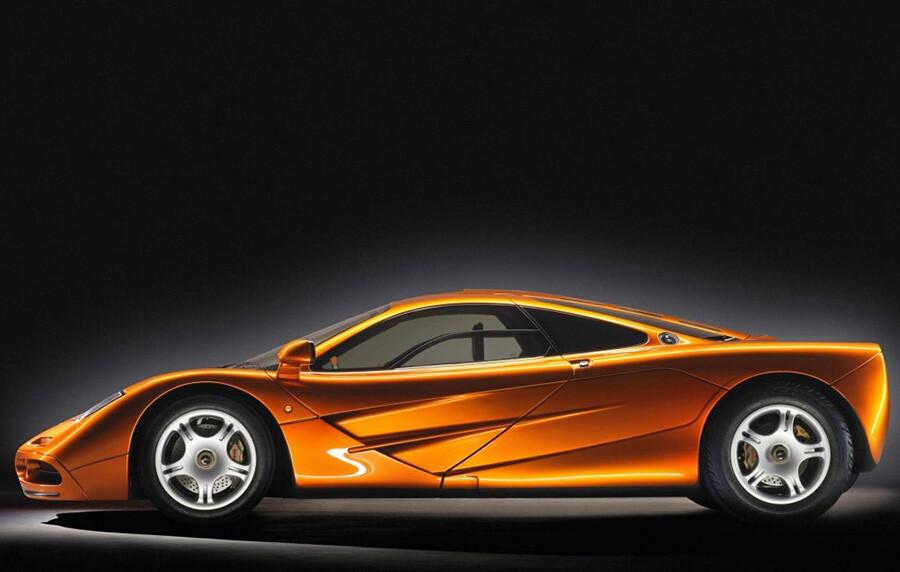 Hagerty Values McLaren F1 at £16M