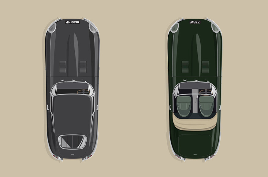 Jaguar E-Type60 Anniversary Edition