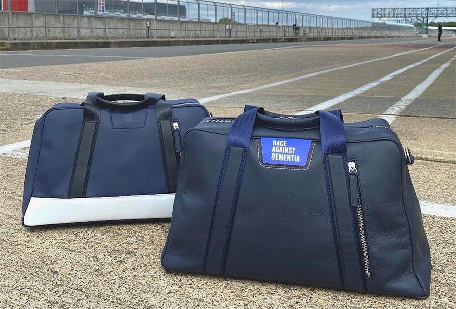 Jordan Bespoke Champions of Monaco Duffle Bag