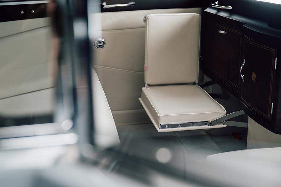 Lunaz Electric Rolls-Royce Silver Cloud and Phantom