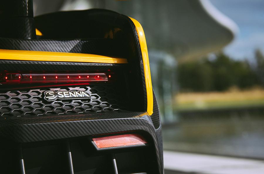 McLaren Senna Ride-On Toy