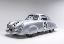 Petersen Automotive Museum Porsche Exhibit Car Week