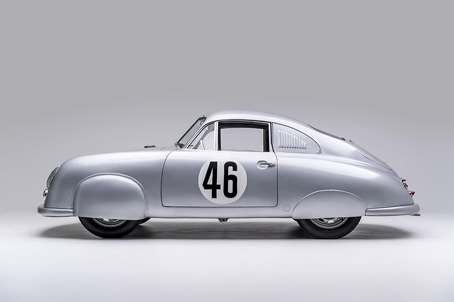Petersen Automotive Museum Porsche Exhibit Car Week