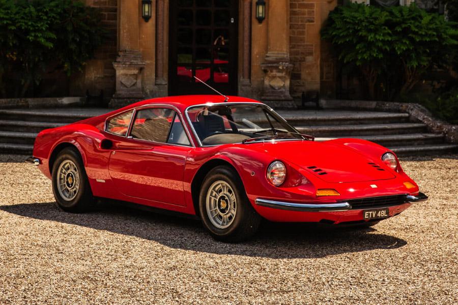 1972 Ferrari 246 Dino GT For Sale