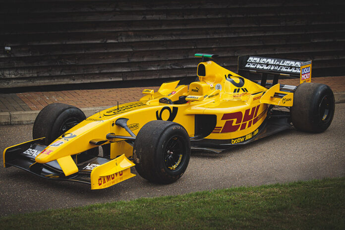2002 Jordan Honda EJ12 The Market auction