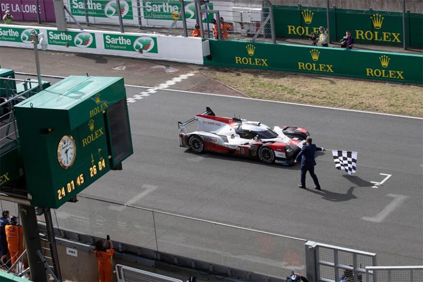 2020 Rolex 24 Hours of Le Mans Toyota Gazoo Racing
