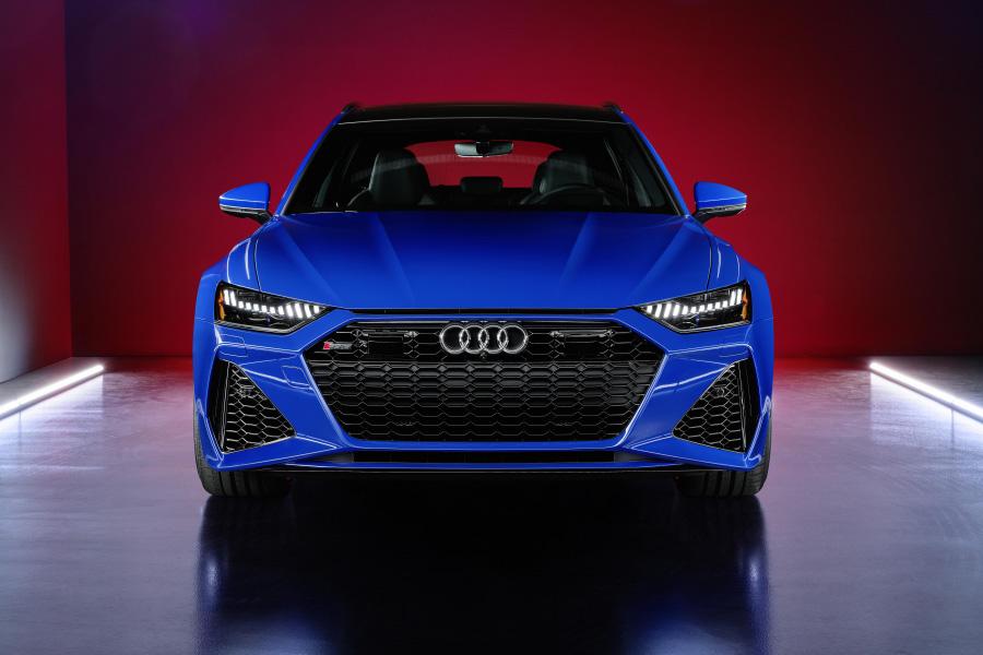 2021 Audi RS 6 Avant 'RS Tribute Edition'