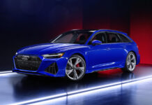 2021 Audi RS 6 Avant 'RS Tribute Edition'