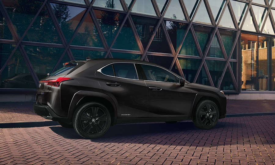 2021 Lexus UX Black Line Special Edition