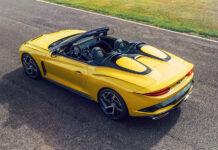 Bentley Mulliner Bacalar Salon Prive Debut