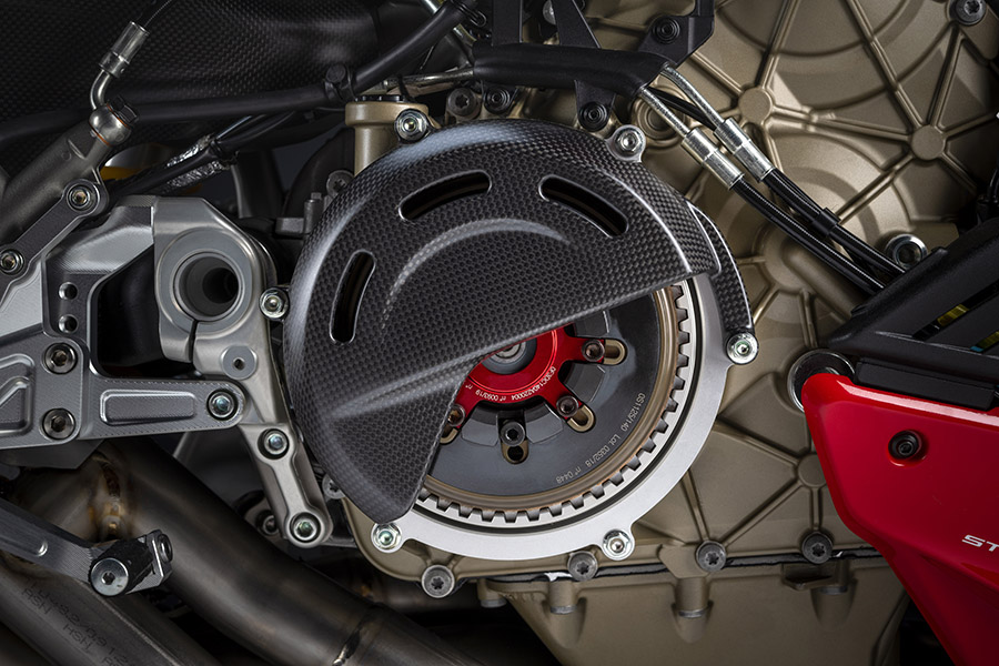 Ducati Streetfighter V4 Performance Accessories