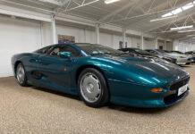 Jaguar XJ220 is for Sale at McGurk Performance Cars